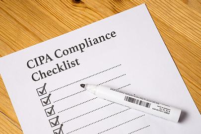 CIPA Compliance Checklist