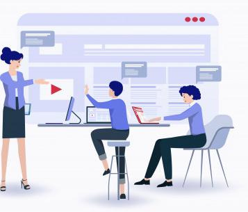 Online Teacher Lesson Planner